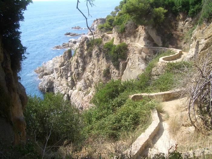 Chemins côtiers
