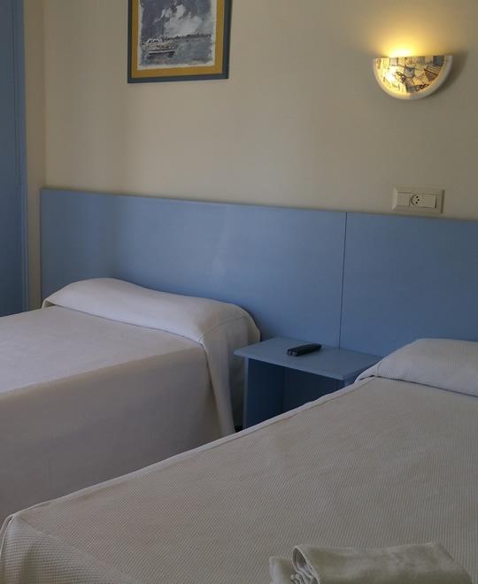Habitació doble | Hotel del Mar